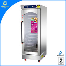 China factory supplier commercial 30 trays stainless steel bread fermenting box