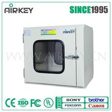 Airkey electronic interlock pass box , Transfer window for cleanroom
