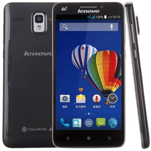 Original Lenovo A688T 5.0 Inch IPS Screen Android 4.4 Smart Phone, MTK6582 + MTK6290 Quad Core 1.3GHz, RAM: 1GB, ROM: 4GB, GSM