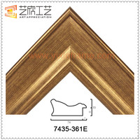 "PS Raw Material 12x12 3.5""x2.5"" Photo Frame Mouldings Wholesale Plastic Colored Picture Frame"