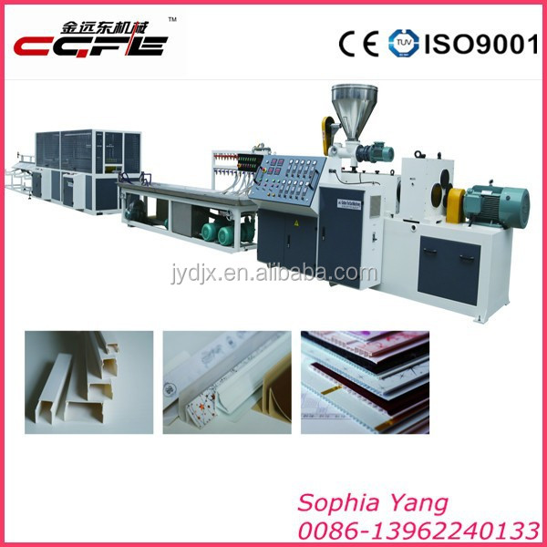 CGFE PVC Decoration Board Production Line
