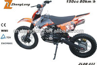 CE certification gas powered dirt bike for kids