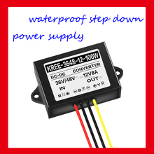 High quality Step-down DC Converter 36V 48V 30-60V to 12V 8A 96W Voltage Regulator, DC-DC Power Supply Buck Module