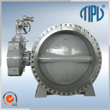 A216 WCB Carbon Steel Motorized Butterfly Valve Manufacturer