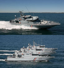 30m Aluminum Patrol Boats for sale