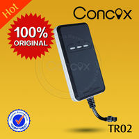 worlds smallest gps tracer Easy installation car tracer with google map Concox TR02