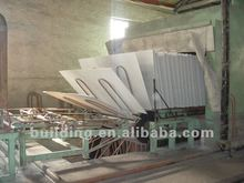 sound absorbing fiber cement board for ceiling (high strength) 100%non asbestos surface treatment