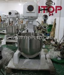 electric automatic dough mixer for bakery