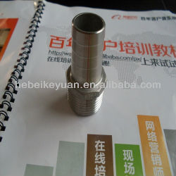 stainless steel hose nipple Cangzhou City Keyuan Hardware and Machinery
