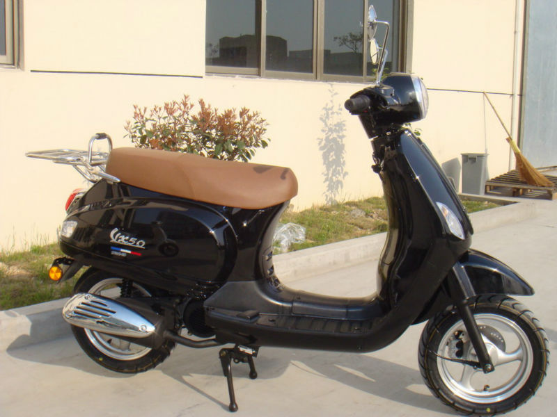 EEC 50CC Gas scooter (Hot Selling ) from Riya Motor