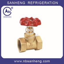 GV-06 Good Quality Brass Stem Gate Valve