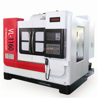 Vertical CNC Milling Machine For Sale
