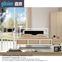 ZS904 Easy Assembly Metal Bed