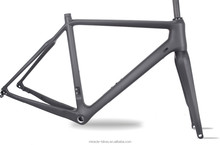 Full carbon cyclocross bike T700 UD frame disc brake CX535 cyclocross bike carbon frame