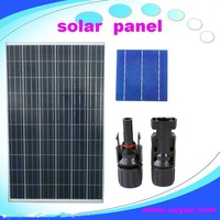High efficiency good quality china manufacturer 3w to 300w sunpower cheap best price per watt 250w solar panels