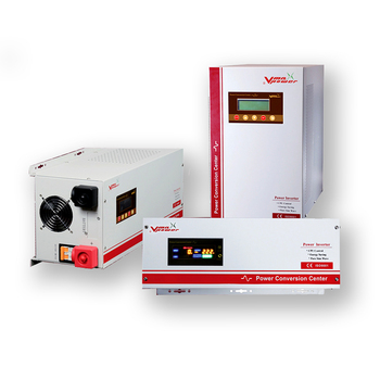 2000w low self consumption series LCD inverter