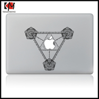 Decorative laptop skin sticker for macbook
