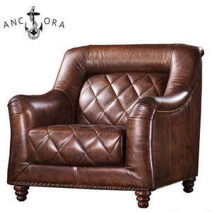 2017 new style modern classic sofa recliner chesterfield antique furniture
