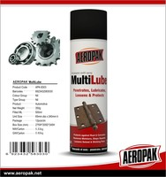 Aeropak car engine antirust oil lubricants manufactrer/factory (RoHS Certificate)