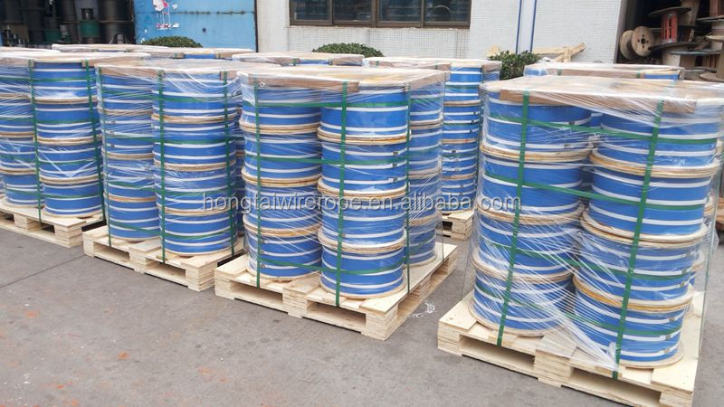 7x19 aisi 316 stainless steel wire rope, View 7x19 aisi 316 ...