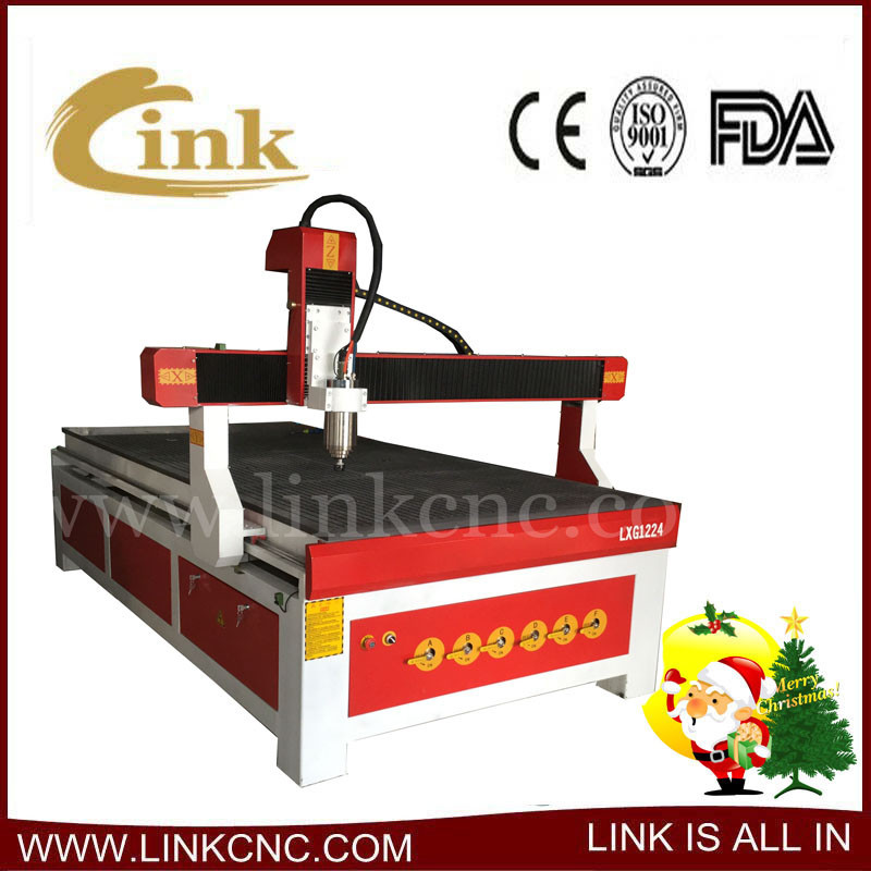 LINK easy operation chinese auction for woodworking cnc carver 1224