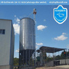500t grian silo cone bottom grain storage quality silo