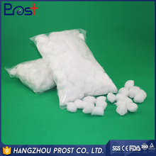 Factory Price Soft Cheap Alcohol Cotton Ball,Small Size Sterile Cotton Ball