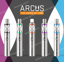 Good mouth inhale experience 2ml VapeOnly Arcus vaporizer