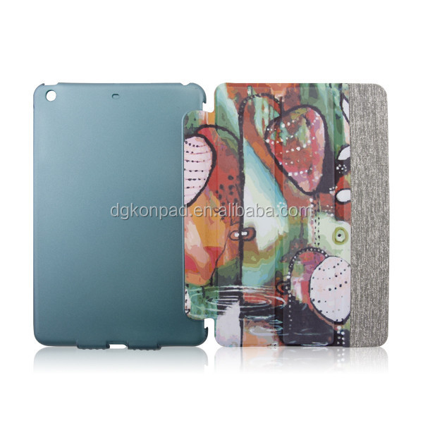2015 new arrival flip cover case for tablet,leather case for ipad