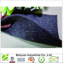 Needle punched nonwoven Recycle mattress felt