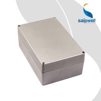 SAIPWELL/SAIP 188*120*78mm IP65 Waterproof Enclosure Aluminium Box for Electronic