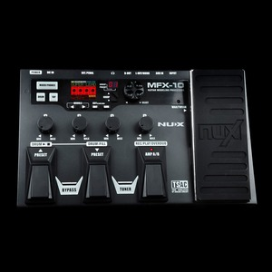 MUX MFX-10 electric guitar effector guitar Synthetic effect with pedal