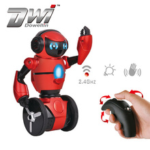 DWI Dowellin F1 2.4G Intelligent RC Robot with Balance G-Sensor Toys