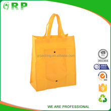 ISO/BSCI Tote recyclable pictures printing non woven shopping bag
