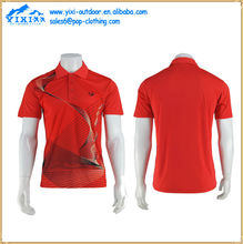 uniforme de golf dri fit polo camisetas al por mayor en china
