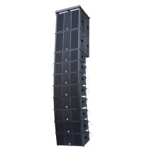 line array active + outdoor speakers + tube power amplifier linear
