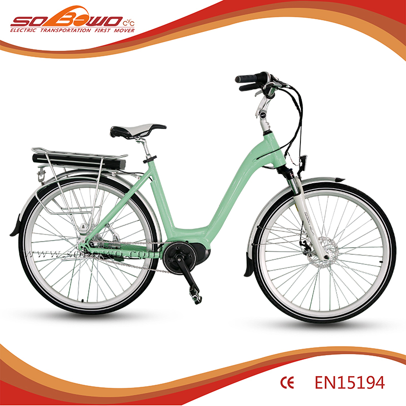 Japanese 700C e city electric bike/electric vehicle bafang max drive mid motor CE (B4)