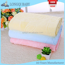 BB-MD-005 2016 new design new born comfortable baby blanket supplies product