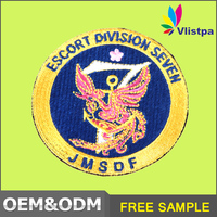Customized garment for Clothing With Custom Logo woven patch