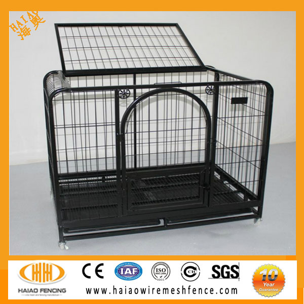 made in china factory direct sale foldable iron dog cage hot sale dog crate buy dog cage dog. Black Bedroom Furniture Sets. Home Design Ideas