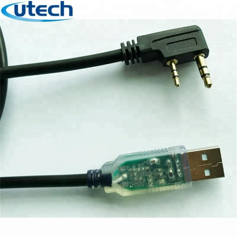 FTDI Genuine USB Programming Cable for BTECH, BaoFeng, Kenwood, and AnyTone Radio
