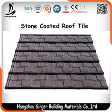 Colorful Stone Coated Lightweight Monier Concrete Roof Tile