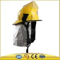 Base Type open face fire helmets printing