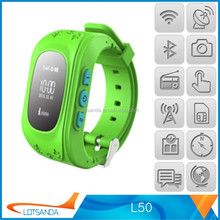 Brand new gps kids security watch with high quality
