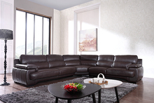 Mexico leather sofa furniture for living room