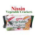 Nissin Vegetable Cracker Biscuit
