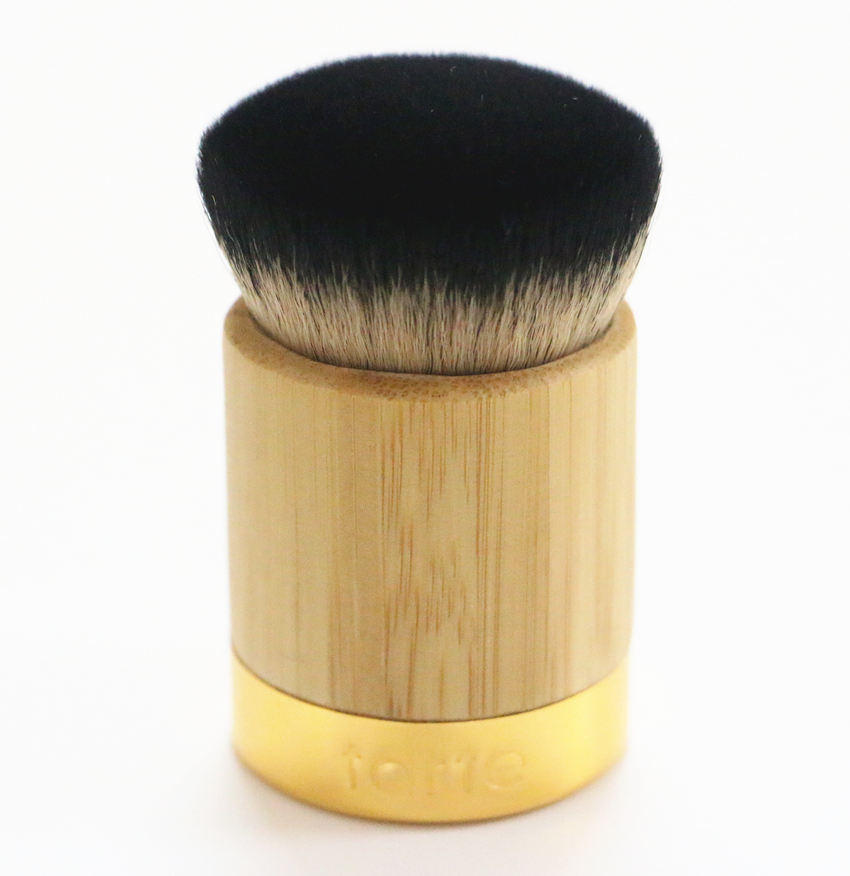 Brand 100% Tarte airbuki bamboo powder foundation brush Goat Hair powder makeup brushes kit  pinceis maquiagem.