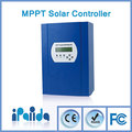 Hot sale price 12v/24v/48v lead acid battery 60A solar charge controller with RS232 LAN