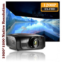 "Transparent LCD panel (*3, R/G/B) LCX119ACP/ADP-6/7/8 3*0.76"" 10000 Ansi Lumens WUXGA 1920*1200p Projector with 500"" Image"