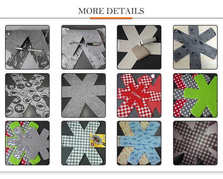 Customize Skilled technology bulk felt padsfurniture pads